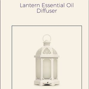 Young living NEW Lanter essential oil diffuser💞